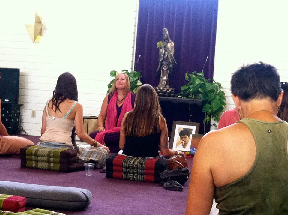 Gayatri workshop Shakti Fest 2014