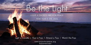 be the light pujas for peace